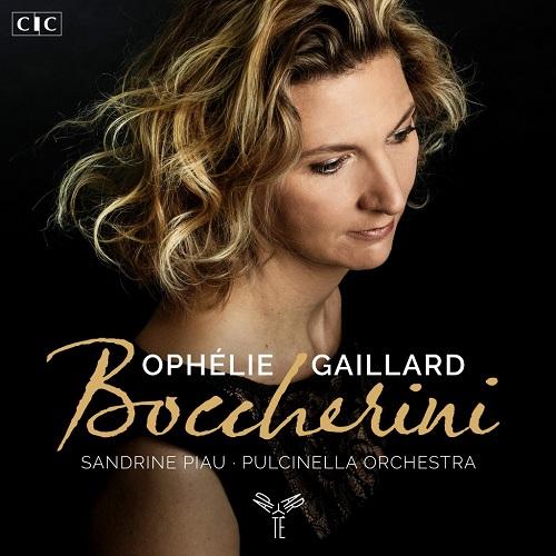 Aparté_AP194_5051083141703_Boccherini_Cello concertos_Ophélie Gaillard _Pulcinella Orchestra