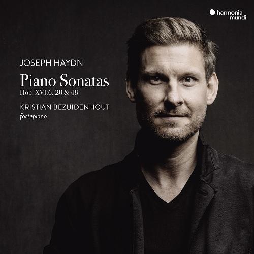 HMM902273_3149020935767_ Haydn_Piano Sonatas_Kristian Bezuidenhout