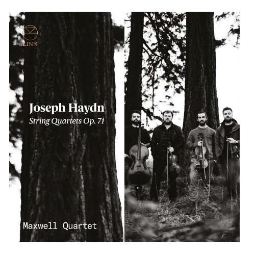 Linn_CKD602_691062060226_HAYDN_Quartetti per archi Op. 71_Maxwell Quartet
