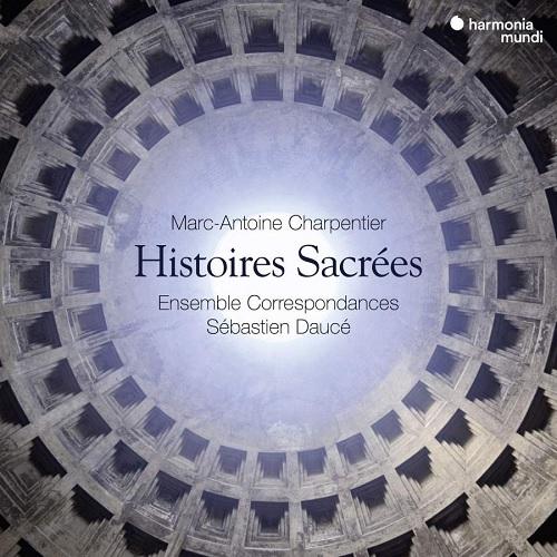 HMM90228081_3149020937068_Charpentier_Histoires sacrées_Ensemble Correspondances