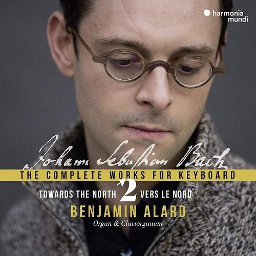 HMM90245356_3149020937570_Johann Sebastian Bach_The Complete Works for keyboard Volume 2_Benjamin Alard