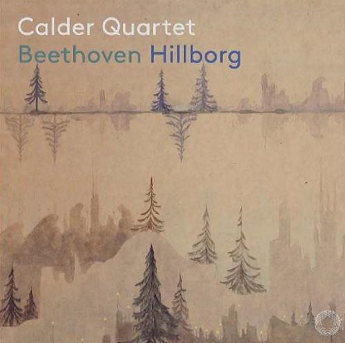 Pentatone_PTC5186718_0827949071867_Beethoven_String quartet_Calder Quartet