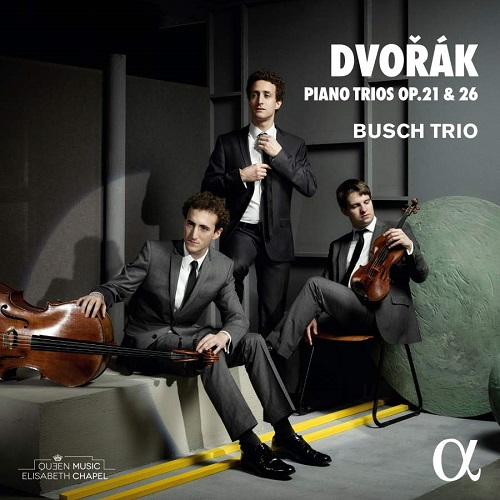 ALPHA466_3760014194665_ DVOŘÁK_Trii con pianoforte_Busch Trio