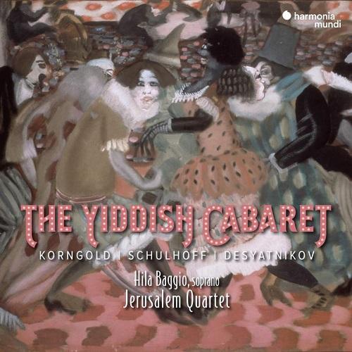 HMM902631_3149020937228_The Yiddish Cabaret