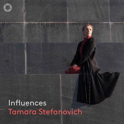 Pentatone_PTC5186741_827949074165_Influences_Tamara Stefanovich