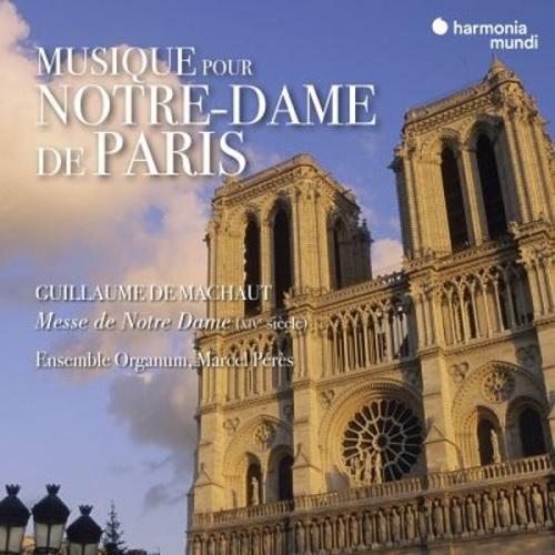 Harmonia Mundi_HMX2901590_3149020939376_Musique pour Notre Dame de Paris_Ensemble Organum