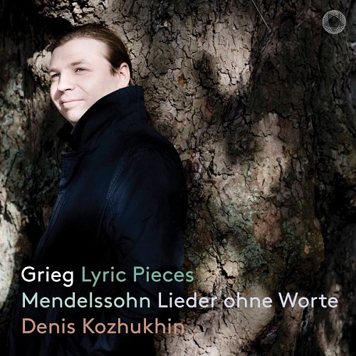 Pentatone_PTC5186734_827949073465_Grieg and Mendelssohn Piano Works_Denis Kozhukhin