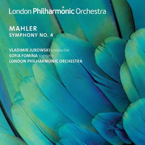LPO0113_5060096760252_Mahler_Sinfonia n.4_Sofia Fomina_London Philharmonic Orchestra_Vladimir Jurowski