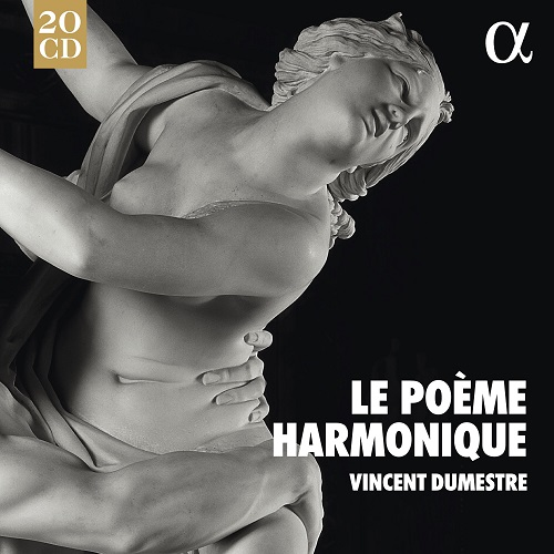 ALPHA568_3760014195686_Le Poème Harmonique_Vincent Dumestre_Le Poème Harmonique cofanetto 20 CD