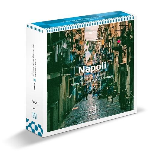 Arcana_A201_3760195732014_Cofanetto Napoli 10CD