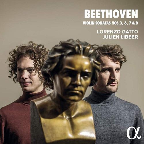 ALPHA565_3760014195655_BEETHOVEN_Sonate per violino_Lorenzo Gatto_Julien Libeer