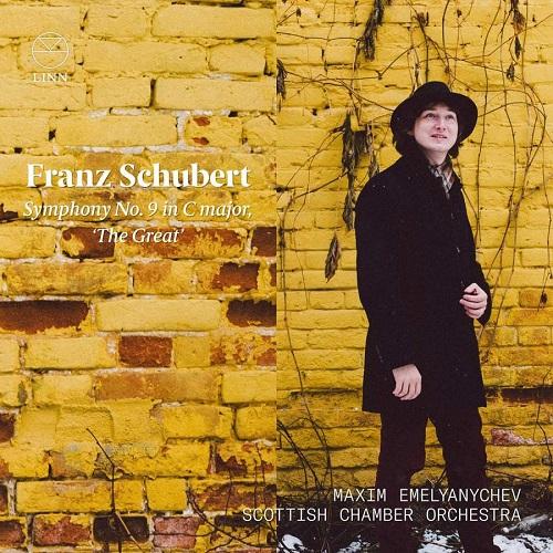 Linn_CKD619_0691062061926_SCHUBERT_La Grande_Scottish Chamber Orchestra_Maxim Emelyanychev