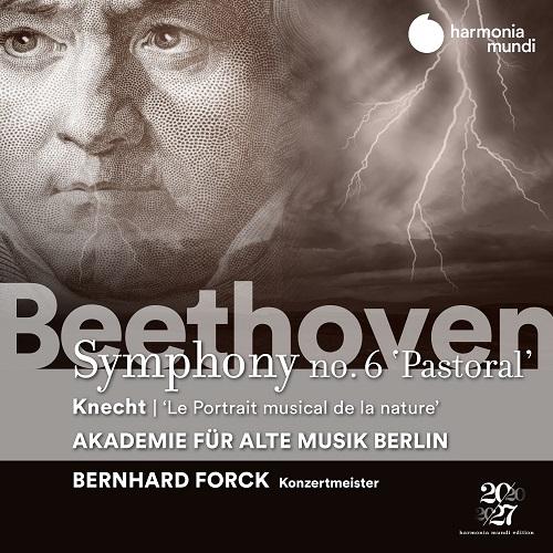 HMM902425_3149020940389_Beethoven_Symphony no 6 Pastorale_Akademie für Alte Musik Berlin