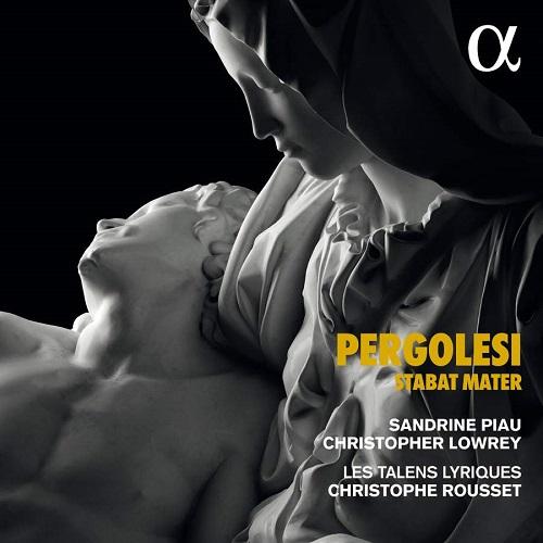 ALPHA449_PERGOLESI_Stabat Mater_Sandrin Piau_Christophe Rousset