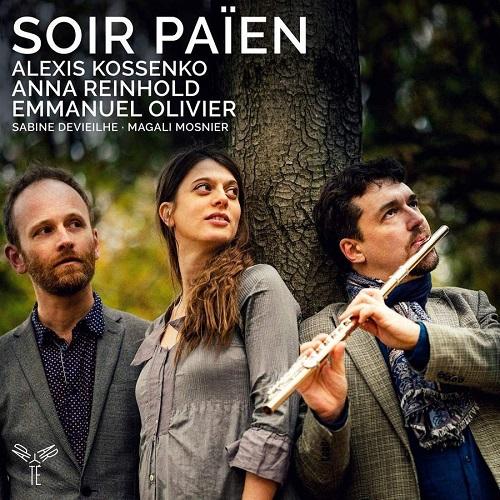 Aparté_AP227_5051083152754_Soir Païen Impressionist Chamber Music and Melodies