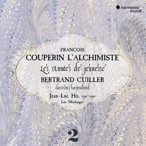 HMM90237779_3149020937600_Couperin_L'Alchimiste vol.2_Bertrand Cuiller