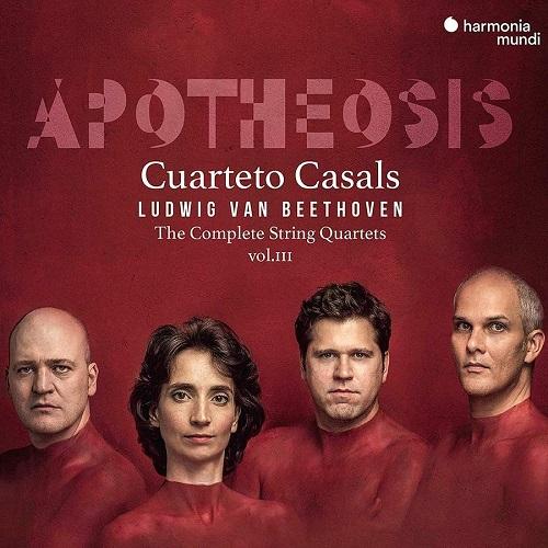 HMM90240608_3149020940761_Beethoven_The Complete String Quartets Vol.3_Cuarteto Casals