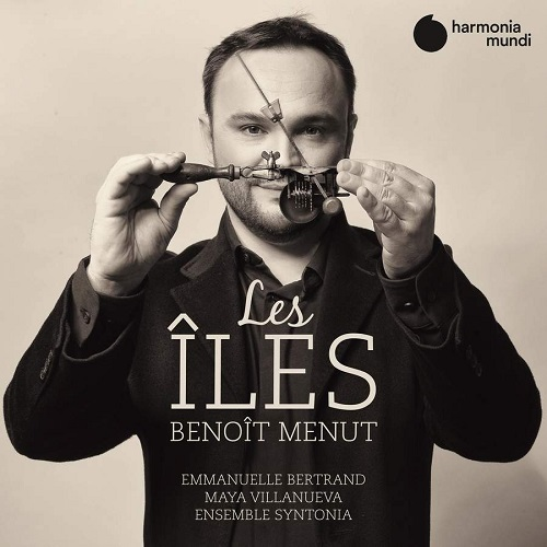 HMM902667_3149020940815_Benoît Menut_Les Iles_Ensemble Syntonia