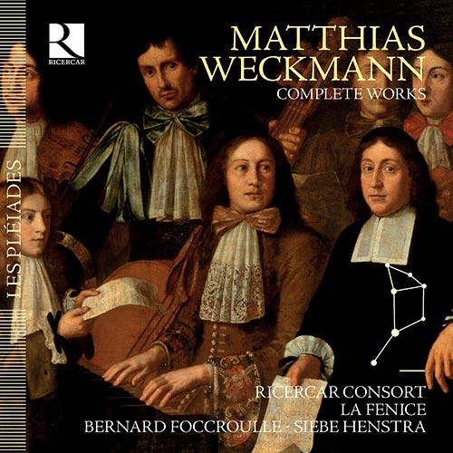Matthias Weckmann Cover