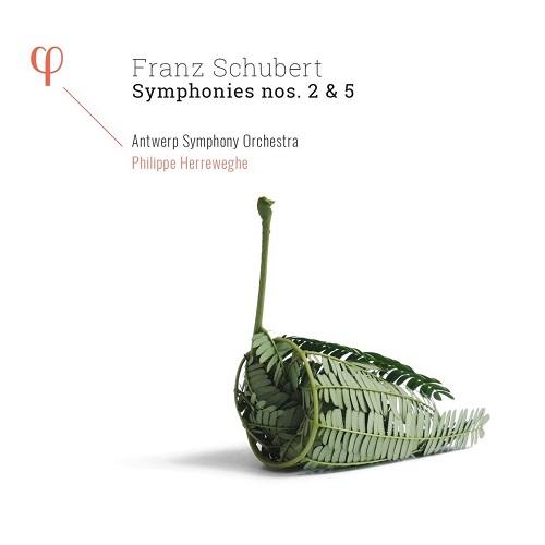 Phi_LPH951_SCHUBERT_Sinfonie-nn.-2-e-5_Herreweghe