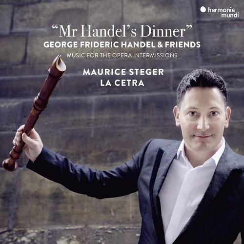 HMM902607_3149020935873_Mr Handel's Dinner_Maurice Steger