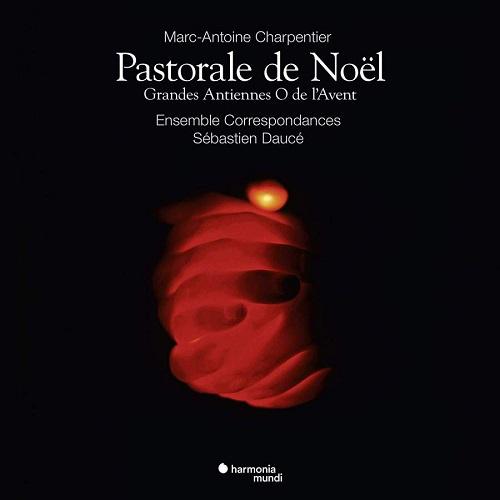 Harmonia Mundi_HMM3322472_3149020939581_Marc-Antoine Charpentier_Pastorale de Noël_Ensemble Correspondance_Sébastien Daucé