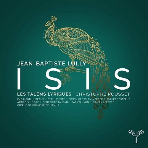 Aparté_AP216_5051083149327_Lully_Isis_Les Talens Lyriques_Christophe Rousset