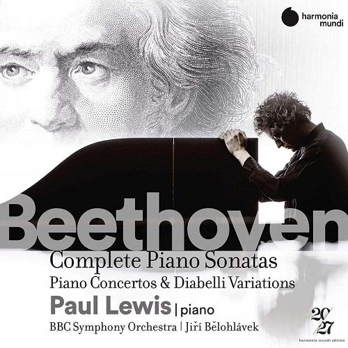 HMX290888093_3149020939307_Beethoven_Complete Sonatas & Piano Concertos Diabelli variations_Paul Lewis