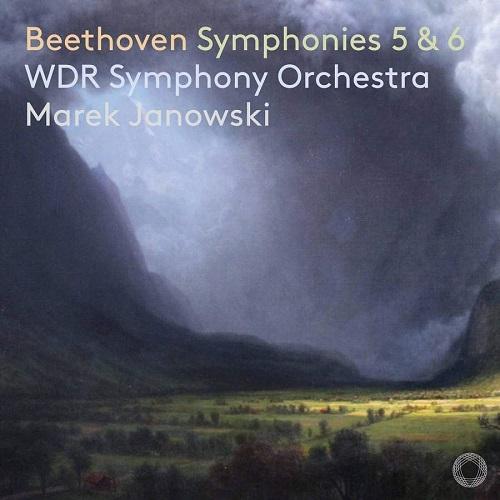 pentatone_PTC5186809_0827949080968_ Beethoven_Symphonies 5 & 6_WDR Symphony Orchestra_ Marek Janowski