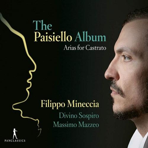 The Paisiello Album Filippo Mineccia