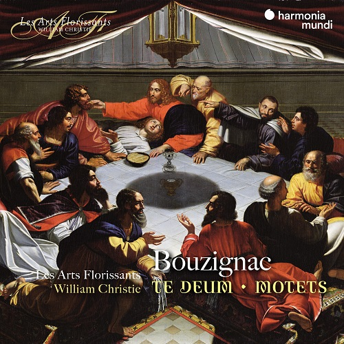HAF8901471_3149020941287_Bouzignac_Te Deum_Les Arts Florissants_William Christie