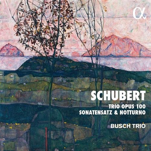 ALPHA632_3760014196324_SCHUBERT_Trio Op. 100; Sonatensatz e Notturno_Busch Trio