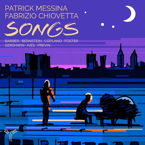 Aparté_AP231_5051083152815_Songs_Patrick Messina_Fabrizio Chiovetta