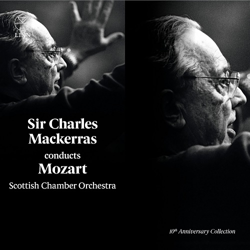 Linn_CKD651_691062065122_Mackerras dirige Mozart_Collection_Scottish Chamber Orchestra_Charles Mackerras