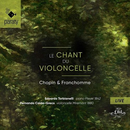 Paraty_PTY150101_3760213652140_Le Chant du Violoncelle_Fernando Caida Greco_Edoardo Torbianelli