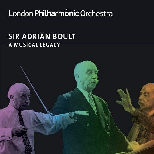 LPO0119_5060096760313_Sir Adrian Boult. A Musical Legacy