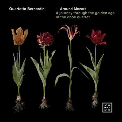 Arcana_A482_3760195734827_Around Mozart_Quartetto Bernardini