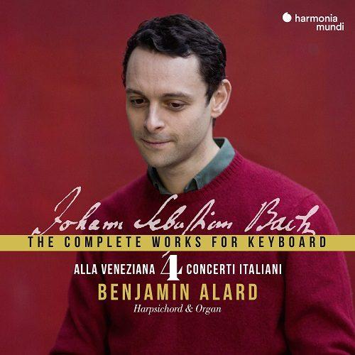 HMM90246062_3149020942062_Bach_Complete Works For Keyboard V.4 _Benjamin Alard