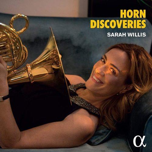 ALPHA732_3760014197321_Horn Discoveries_Sarah Willis