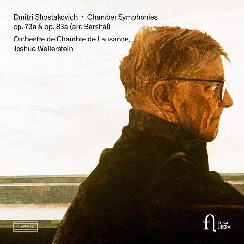 Fuga Libera_FUG769_5400439007697_ŠOSTAKOVIČ_Orchestra da Camera di Losanna_Joshua Weilerstein