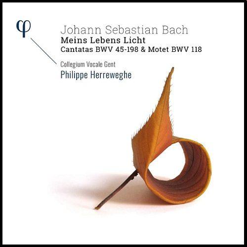 Phi_LPH035_5400439000353_BACH_Meins Lebens Licht_Collegium Vocale Gent_Philippe Herreweghe