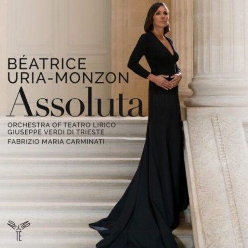 Aparté AP221 5051083149341 AAVV Airs de Puccini, Verdi, Bellini... (Assoluta) Beatrice Uria Monzon