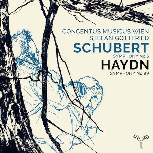 Aparté AP247 5051083166171 AAVV Schubert & Haydn Concentus Musicus Wien, Stefan Gottfried direzione