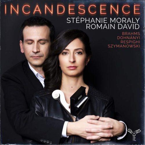 Aparté AP250 5400863049997 AAVV Incandescence- Brahms, Respighi, Dohnanyi Stéphanie Moraly e Romain David 3