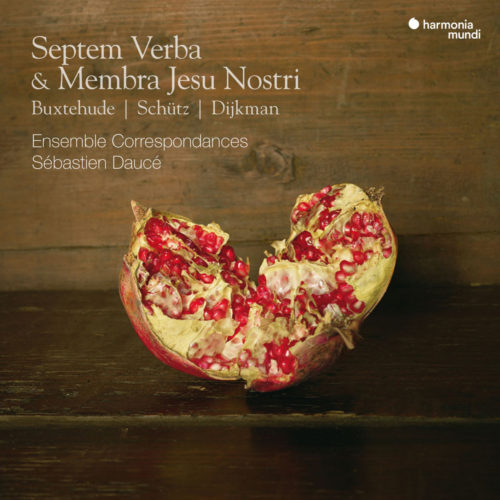 HMM90235051 3149020942819 AAVV Membra Jesu Nostri Ensemble Correspondances, Sébastien Daucé direzione