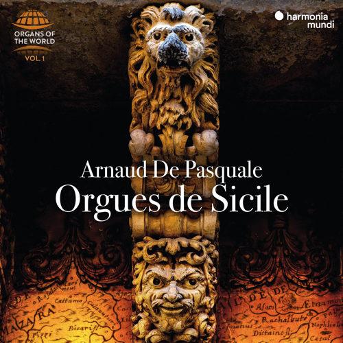 HMM905331 3149020941874 AAVV Organi di Sicilia vol1 Arnaud De Pasquale