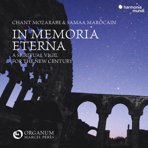 Harmonia Mundi HMO905319 3149020939116 AAVV In memoria aeterna Ensemble Organum, Marcel Pérès direzione