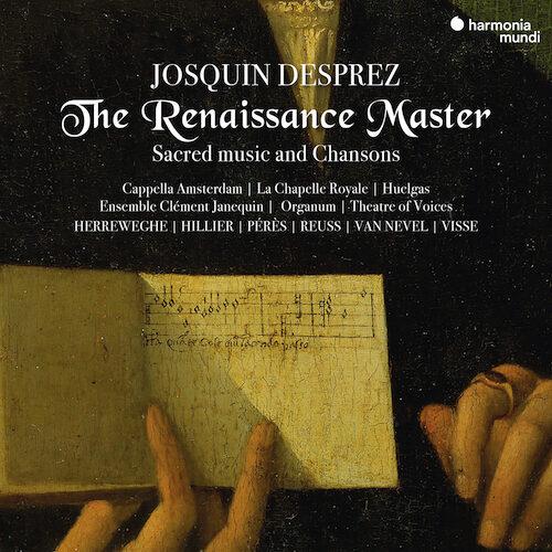Harmonia Mundi HMX2904016.18 3149020943496 Josquin Desprez_The Renaissance Master
